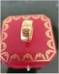 Cartier Bague or jaune jaune - Multicolore