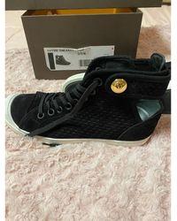 Louis Vuitton Baskets tissu noir