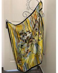 Jean Paul Gaultier Etole soie multicolore