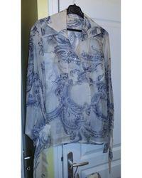 Dior Tailleur jupe lin blanc
