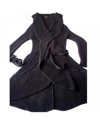 Étoile Isabel Marant - Gilet, cardigan laine mélangée noir - Lyst