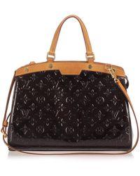 Louis Vuitton - Sacoche vernis leather autre - Lyst