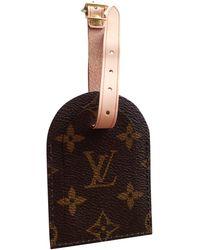 Louis Vuitton Porte-clés toile multicolore