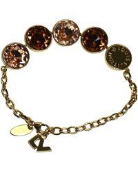 Louis Vuitton - Bracelet métal doré - Lyst