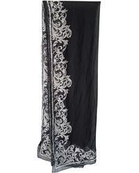 Versace Etole soie noir