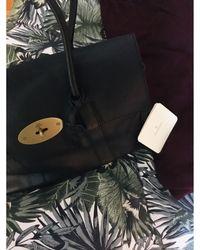 Mulberry - Sac à main en cuir cuir noir - Lyst