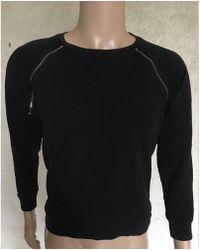 Sandro Pull coton noir