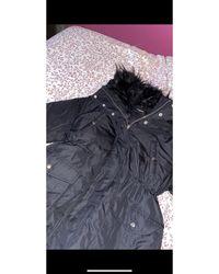 The Kooples Parka polyester noir