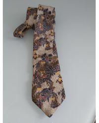 Valentino Garavani - Cravate soie multicolore - Lyst