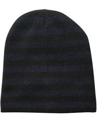 Zadig & Voltaire Bonnet cachemire multicolore Taille unique