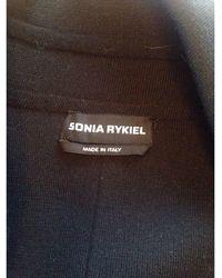 Sonia Rykiel Veste laine noir