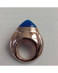 Boucheron Broche métal autre - Bleu