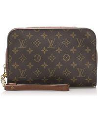 Louis Vuitton - Pochette monogram canvas autre - Lyst