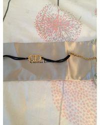 Dior - Bracelet plaqué or doré - Lyst