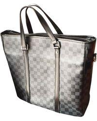 Louis Vuitton Cabas toile gris