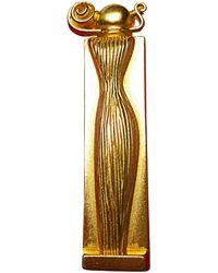 Givenchy Broche métal doré - Métallisé