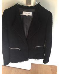 Gerard Darel - Veste coton noir - Lyst