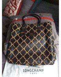 Longchamp - Sac à main en cuir cuir autre - Lyst