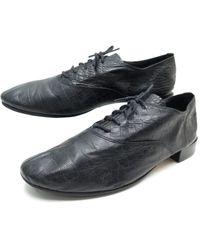 Repetto Chaussures à lacets cuir autre - Multicolore