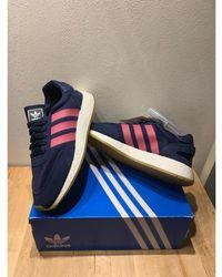 adidas Chaussures de sport toile bleu