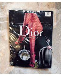Dior Collant polyamide noir