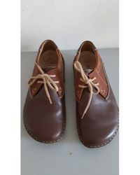 Lacets Marron Cuir Cuir Chaussures Chaussures À À Chaussures Lacets Lacets Marron À c5qj34SLAR