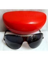 Valentino Garavani Lunettes de soleil noir