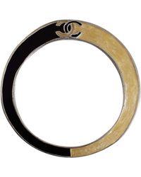 Chanel Bracelet métal multicolore