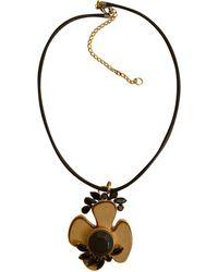 Marni Pendentif, collier pendentif bois autre - Multicolore