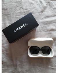 Chanel Lunettes de soleil noir