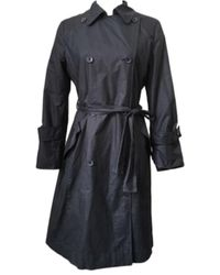 Max Mara - Imperméable, trench polyester autre - Lyst