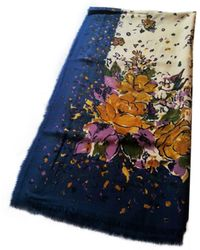 Missoni Etole laine multicolore - Bleu