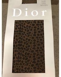 Dior Mi-bas polyamide autre - Multicolore