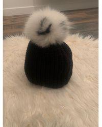 Sandro Bonnet laine noir