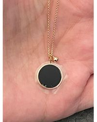 Ginette NY Collier 18ct noir