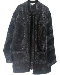 IRO Manteau coton autre - Noir