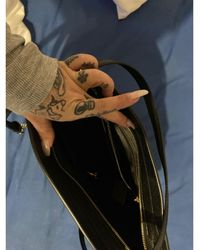 Michael Kors Sacoche cuir noir