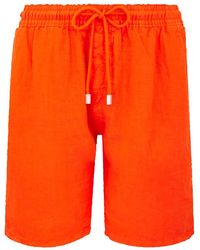 Vilebrequin Bermuda - Orange
