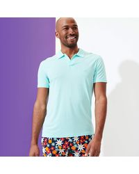 Vilebrequin - Polo Shirt Solid - Lyst