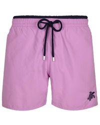 Vilebrequin Badeshorts - Pink