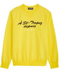 Vilebrequin Sweatshirt - Yellow