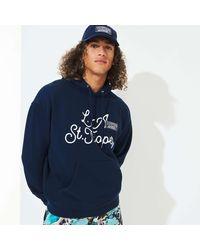 Vilebrequin Hoodie Sweatshirt - X Highsnobiety - Blue