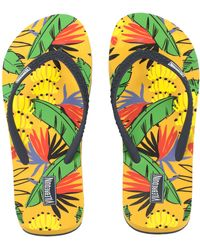 Vilebrequin - Tongs Femme Go Bananas - Chaussures - Coppa - Lyst