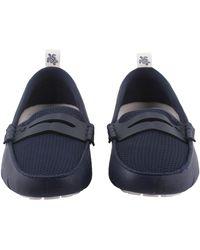 Vilebrequin Waterproof Loafers Solid - Blue