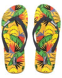 Vilebrequin Schuhe - Gelb