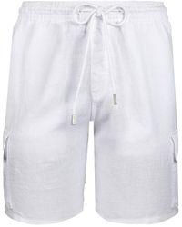Vilebrequin Bermuda - Weiß