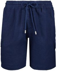 Vilebrequin Bermuda Shorts - Blue