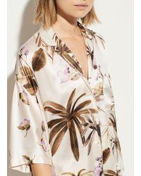 Vince Pale Alder Tropical Garden Pyjama