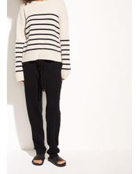 Vince - Slouch Wool And Cashmere Jogger - Lyst