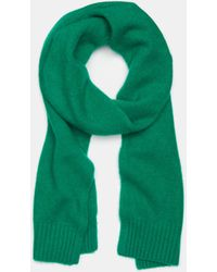 Vince Cashmere Scarf - Green